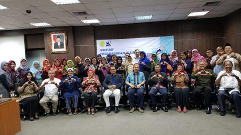 Workshop Persiapan Sertifikasi Internasional AUN-QA (Asean University Network-Quality Assesment)